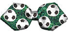 Sports and games bow-ties...